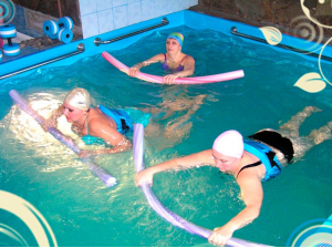 Аквааэробика для женщин